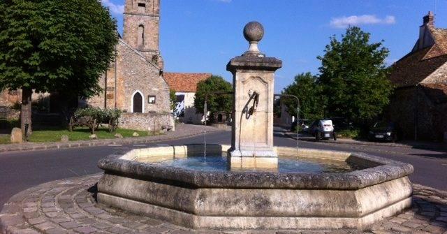 Fontaine de Janvry