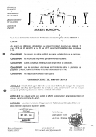 arrêté municipal du 25012018-compteur Linky