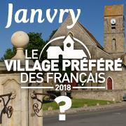 janvry village préféré